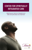 Center for Spiritually Integrated Care Brochure