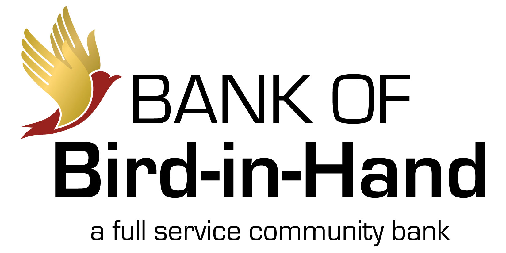 Bank of Bird-in-Hand logo