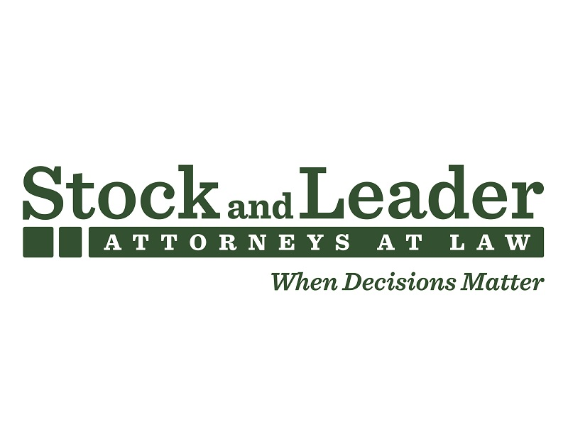 Stock and Leader logo