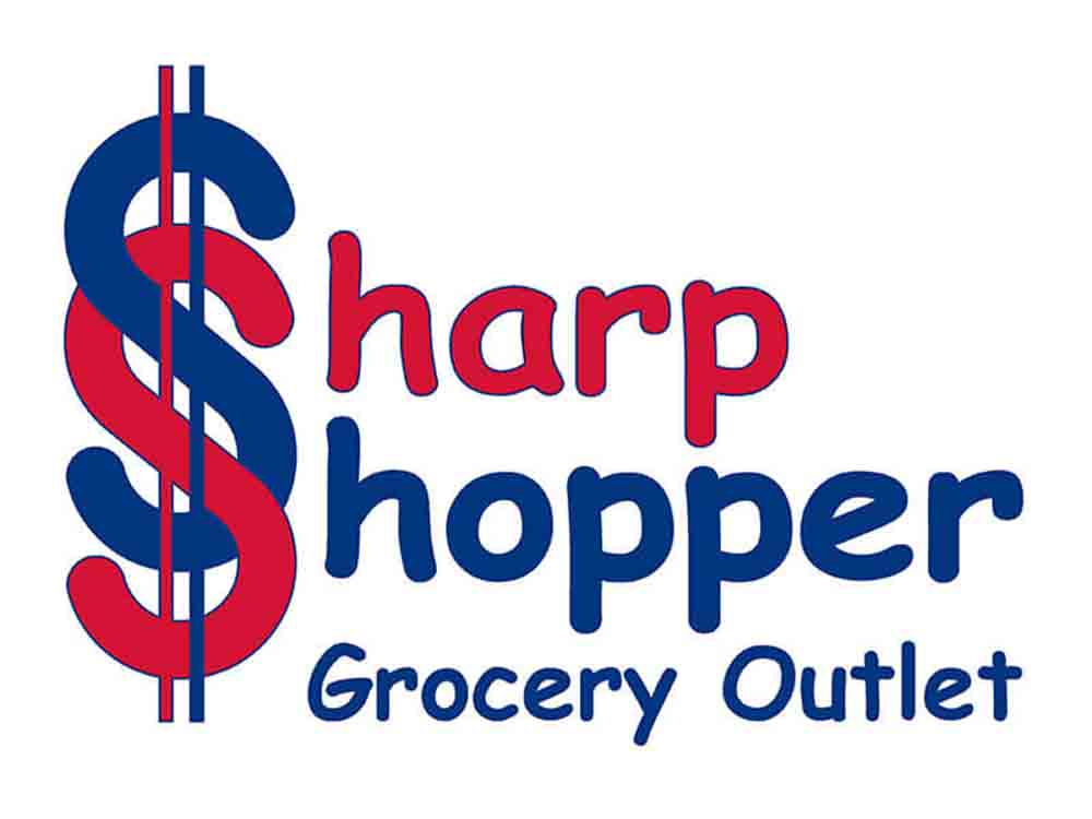 Sharp Shopper Grocery Outlet logo